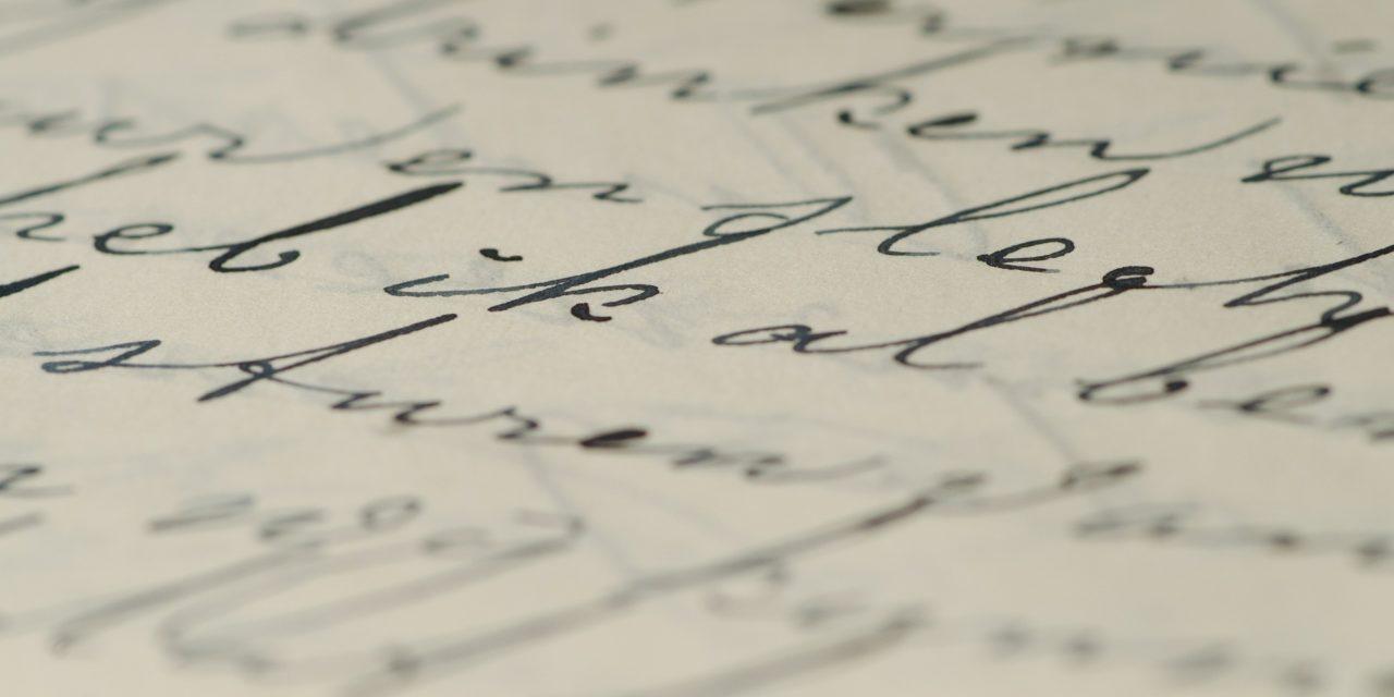 List do Pani Minister