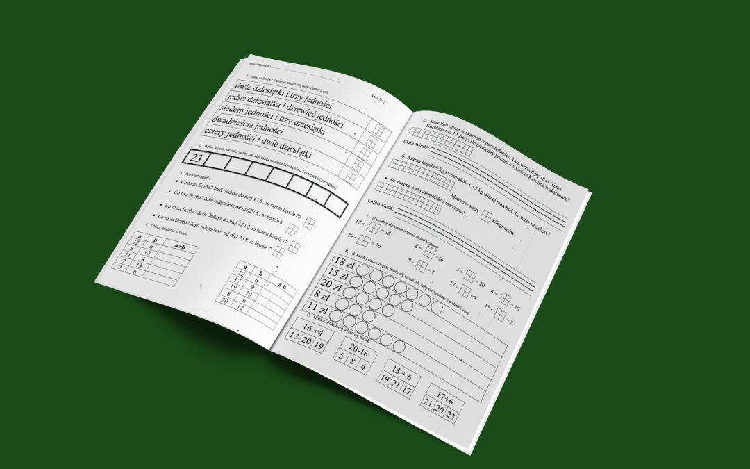 Matematyczne karty pracy