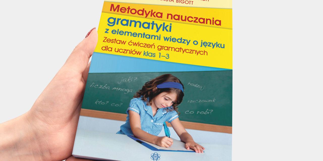 """""""Metodyka nauczania gramatyki z elementami wiedzy o języku"""""""