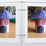 Domek dla krasnoludka – praca plastyczna
