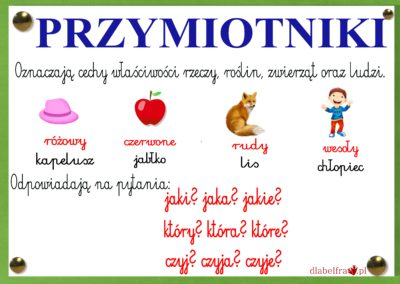 przymiotniki1
