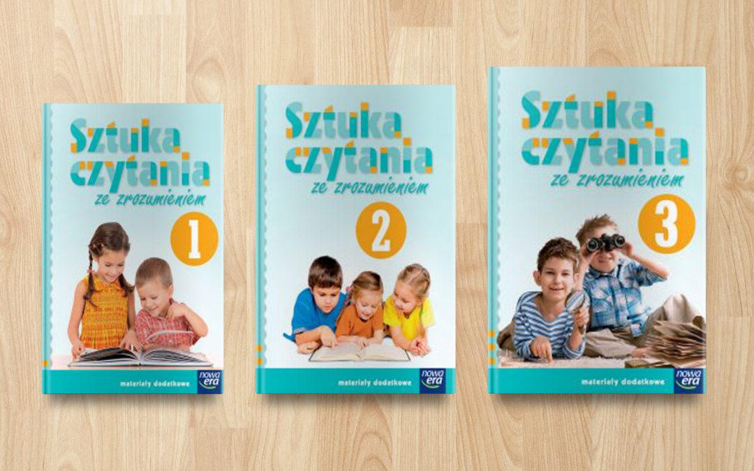 """""""Sztuka czytania ze zrozumieniem""""- publikacja dodatkowa do pracy z dziećmi"""